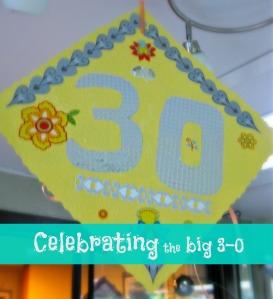 celebrating 30