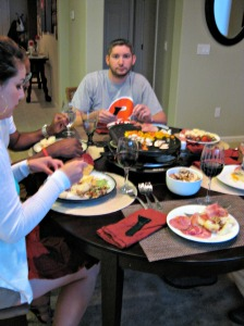 raclette party 3