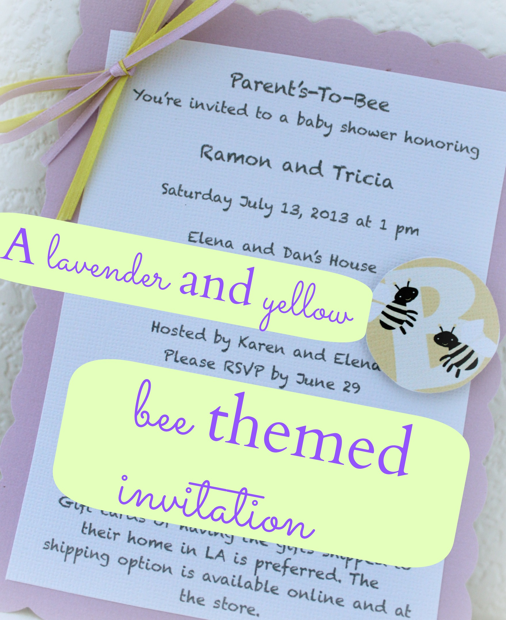 make own invitations free