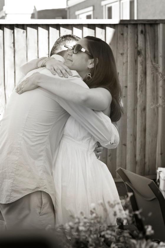 ramon tricia hug