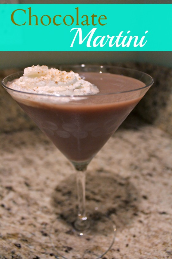 A Chocolate Martini Silberez Style