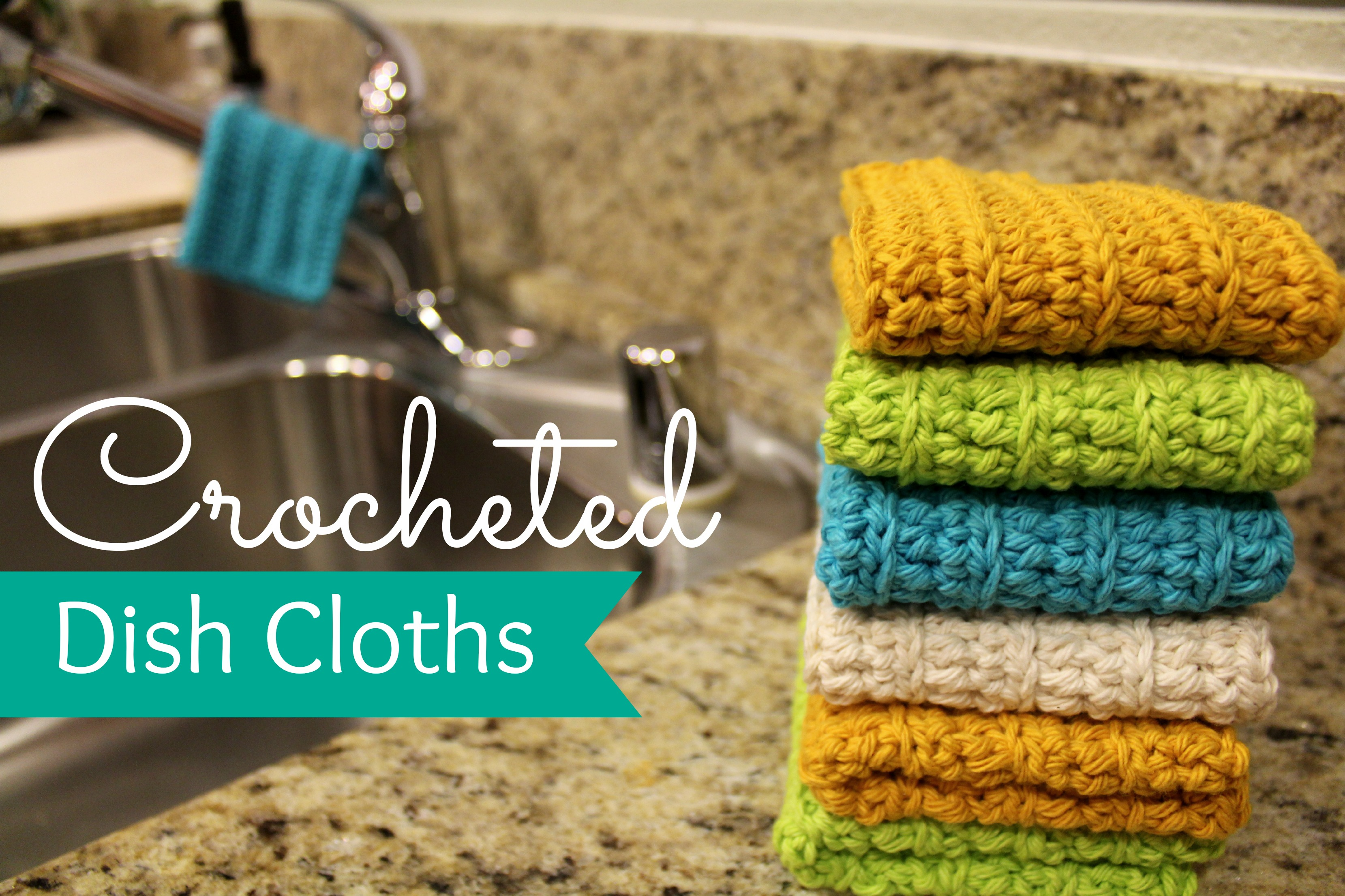 Crocheting Dish Rags : crocheted dish cloths